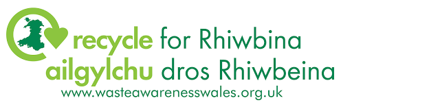 Recycle for Rhiwbina logo