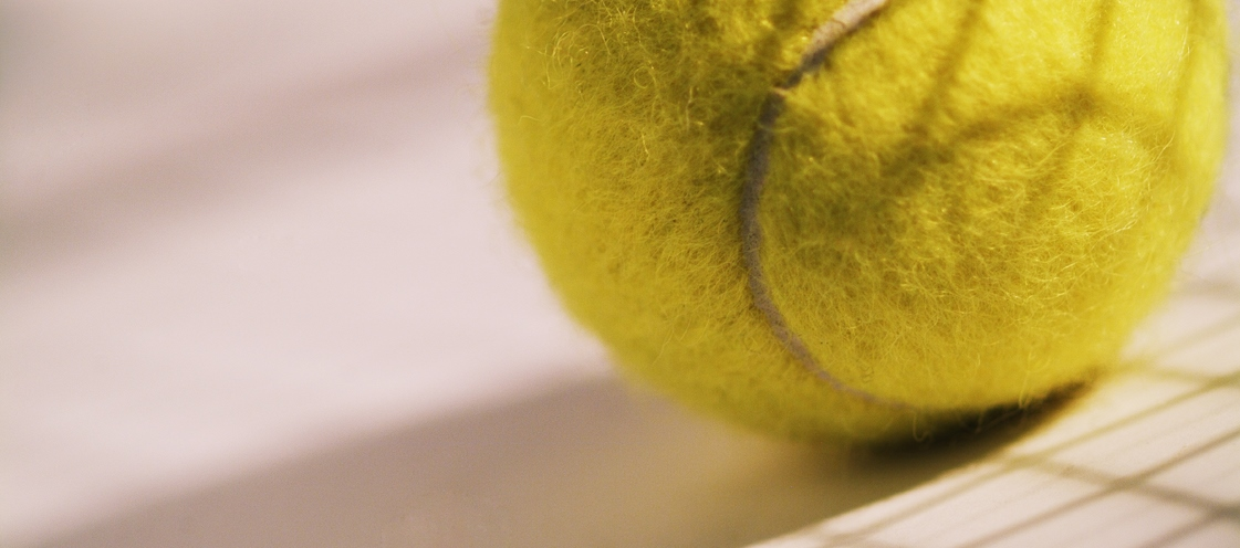 tennis ball crop