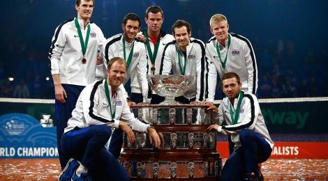 Davis Cup by BNP Paribas Tour comes to Rhiwbina