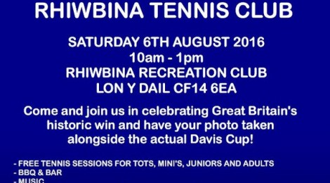 Davis Cup visit - more details announced