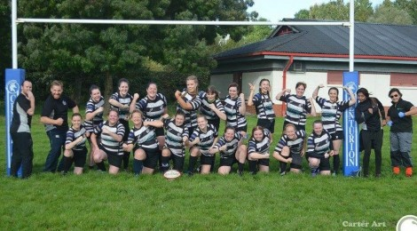 Club seeks women rugby players and volunteers