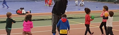 Mini basketball comes to Rhiwbina
