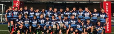 Rhiwbina players help Cardiff to cup final glory