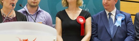 Anna McMorrin is the new MP for Cardiff North