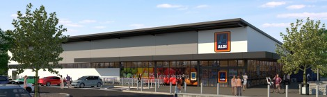 Planners support Aldi plans for new store on Caerphilly Road