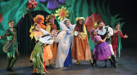 Win tickets for family musical at Wales Millennium Centre