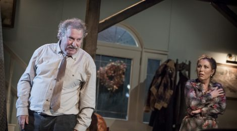Review: Deathtrap - surprises, laughs, and out-and-out shocks