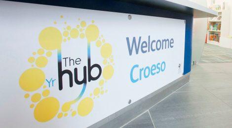 New community hub for Llanishen