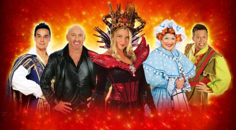 Panto sees record sales. Oh, yes it does!