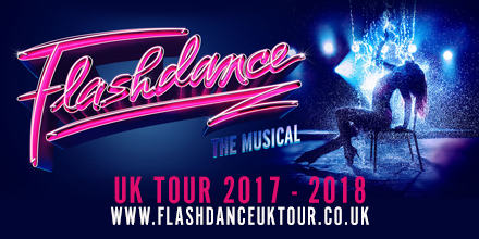 Flashdance - The Musical visits Cardiff