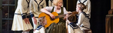 Lavish new production of The Sound of Music returns to Cardiff