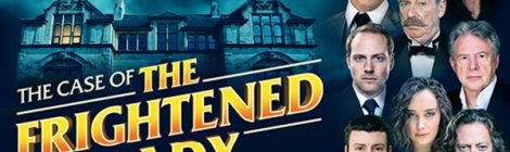 Review: The Case of The Frightened Lady