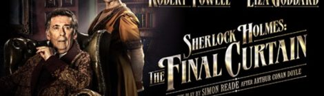 Is Sherlock Holmes about to make his final appearance in Cardiff?