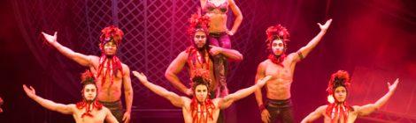 Cirque Berserk to Thrill Cardiff's New Theatre