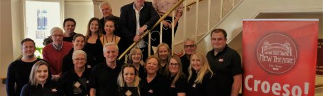New Theatre again named Wales' Most Welcoming Theatre