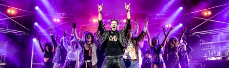 Sunset Strip comes to Cardiff with comedy musical Rock of Ages