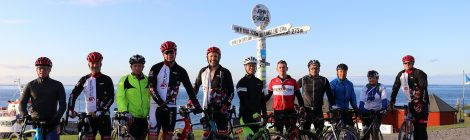 Charity cycle event heads for Cardiff